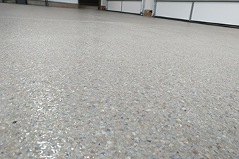 GARAGE FLOOR CHIP COATING